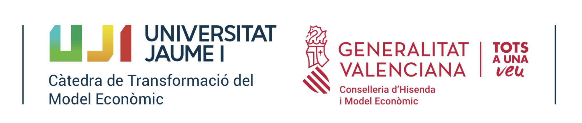 Cátedra de Transformació del Model Econòmic Logo